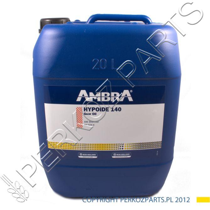 AMBRA HYPOIDE 85W140 BAŃKA 20L