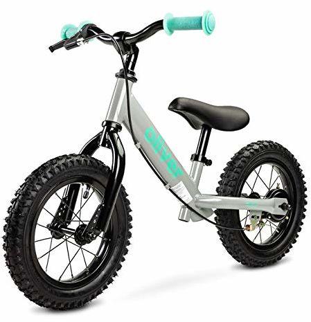 TOYZ TOYZ-0131 rowerek biegowy, szary
