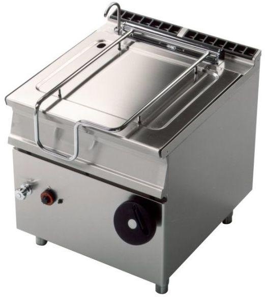 Patelnia gastronomiczna gazowa BR80-98G