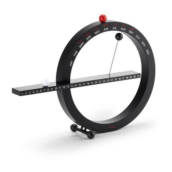 Philippi 365 Kalendarz Magnetyczny - Czarny