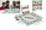 Hasbro - Monopoly Standard Classic z nowymi figurkami C1009