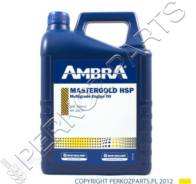AMBRA MASTER GOLD 15W40 BAŃKA 5L