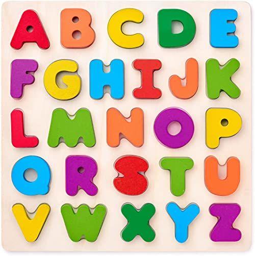 Woodyland 90634 drewniane puzzle, jak podano
