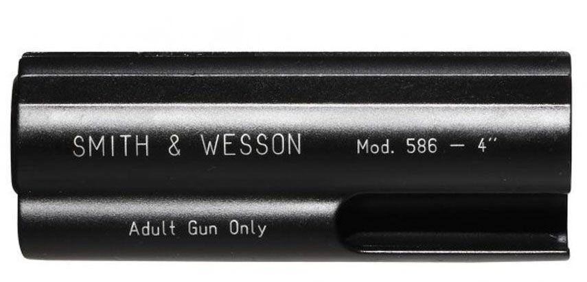 """Lufa do wiatrówki Smith&Wesson 586/686 4"""" 4,5 mm - blued (448.100)"""
