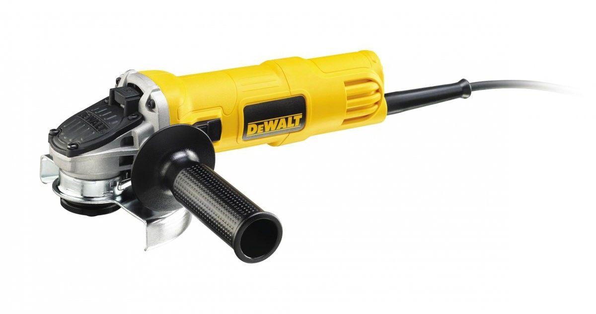Szlifierka kątowa DeWalt 800 W 125 mm