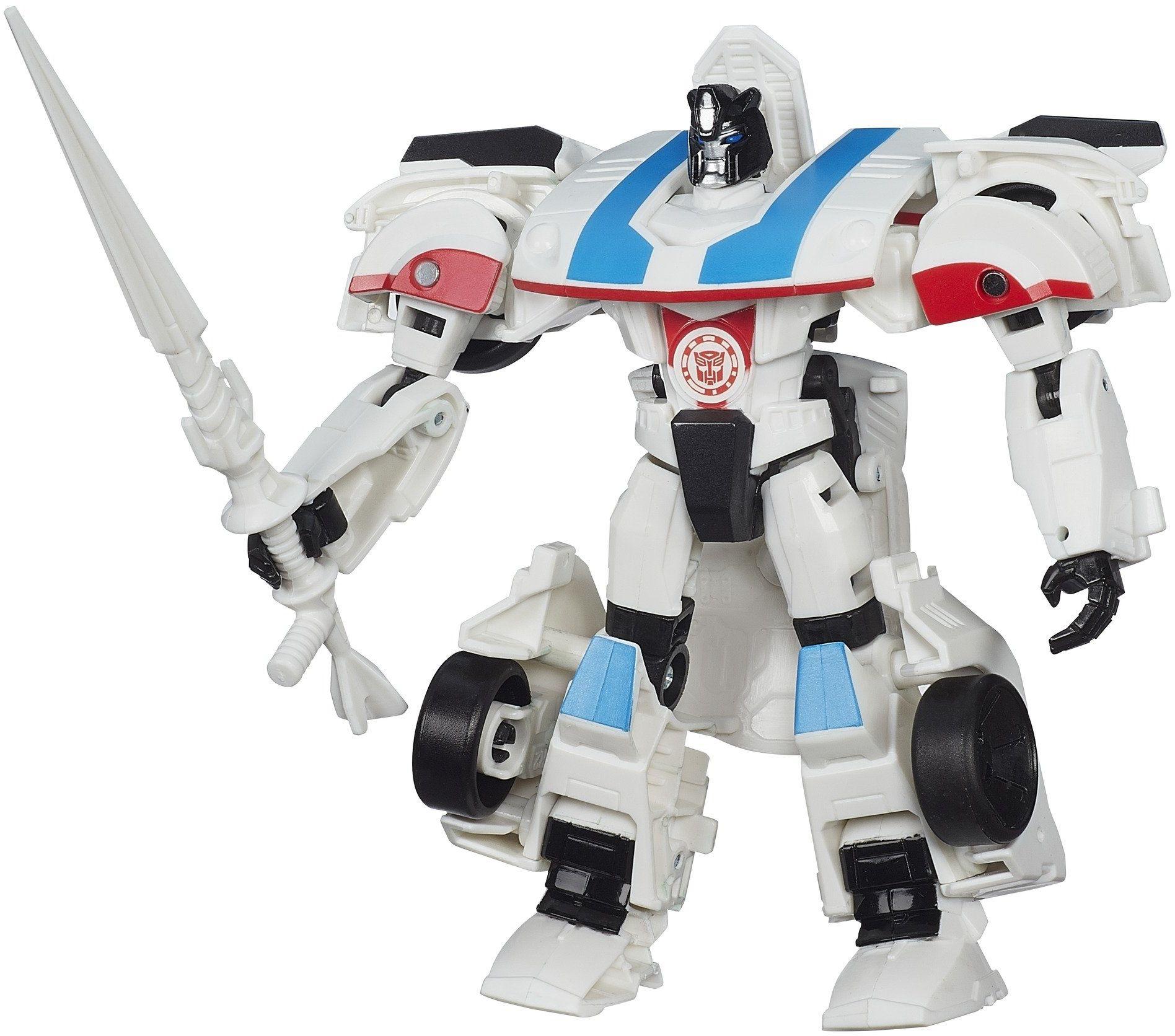 Transformers Roboty w przebraniu wojowników klasa Sideswipe figurka i akcesoria