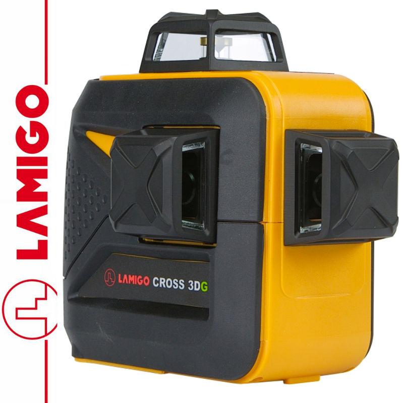 Laser krzyżowy CROSS 3DG LAMIGO