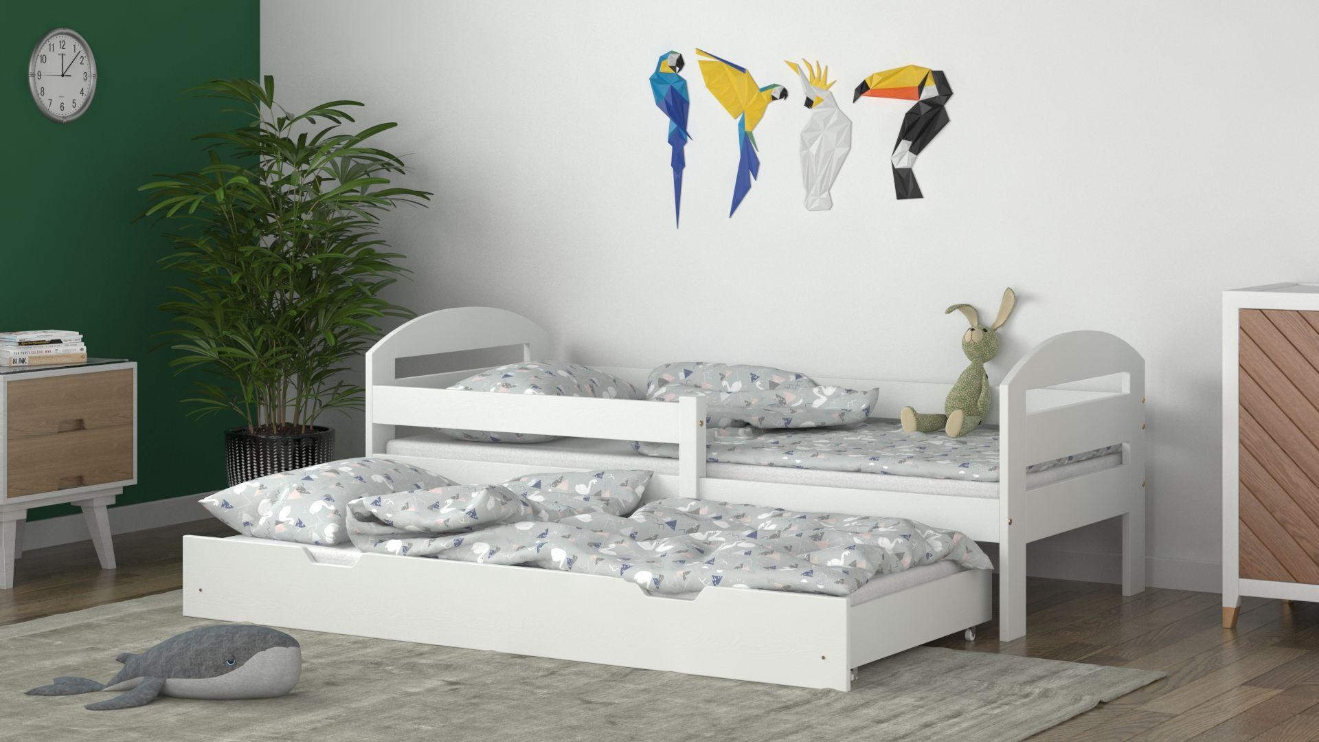Łóżko dla dzieci Cami Duo