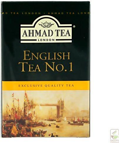 Ahmad English Tea No1 100g herbata liściasta