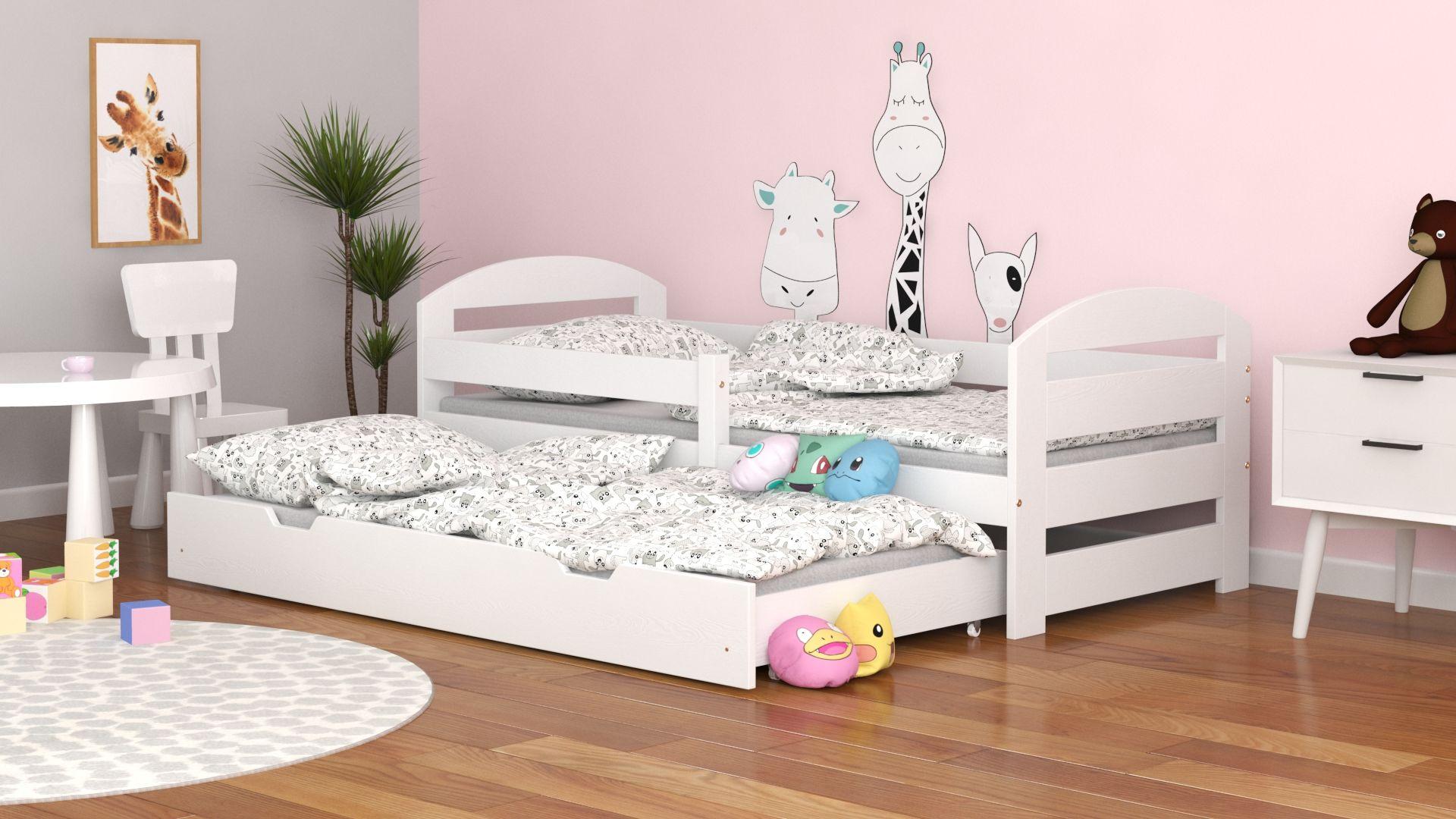 Łóżko dla dzieci Cami S Duo