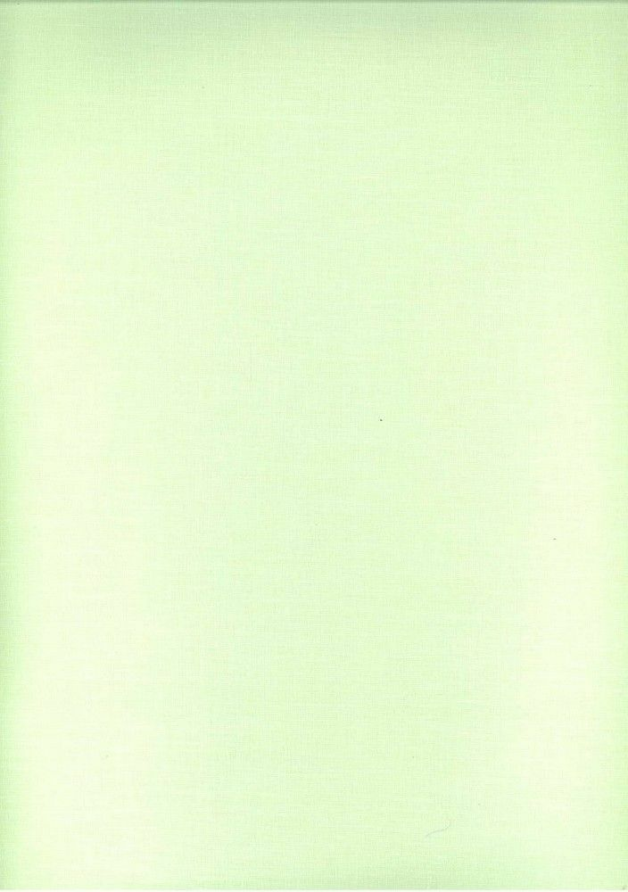 Prześcieradło bawełniane 160x200 seledynowe 12 jednobarwne