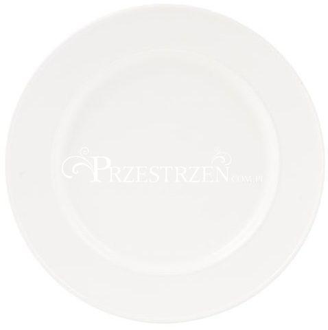 TALERZ PORCELANOWY DO PRZYSTAWEK MIKASA - WHITEWARE 22 cm