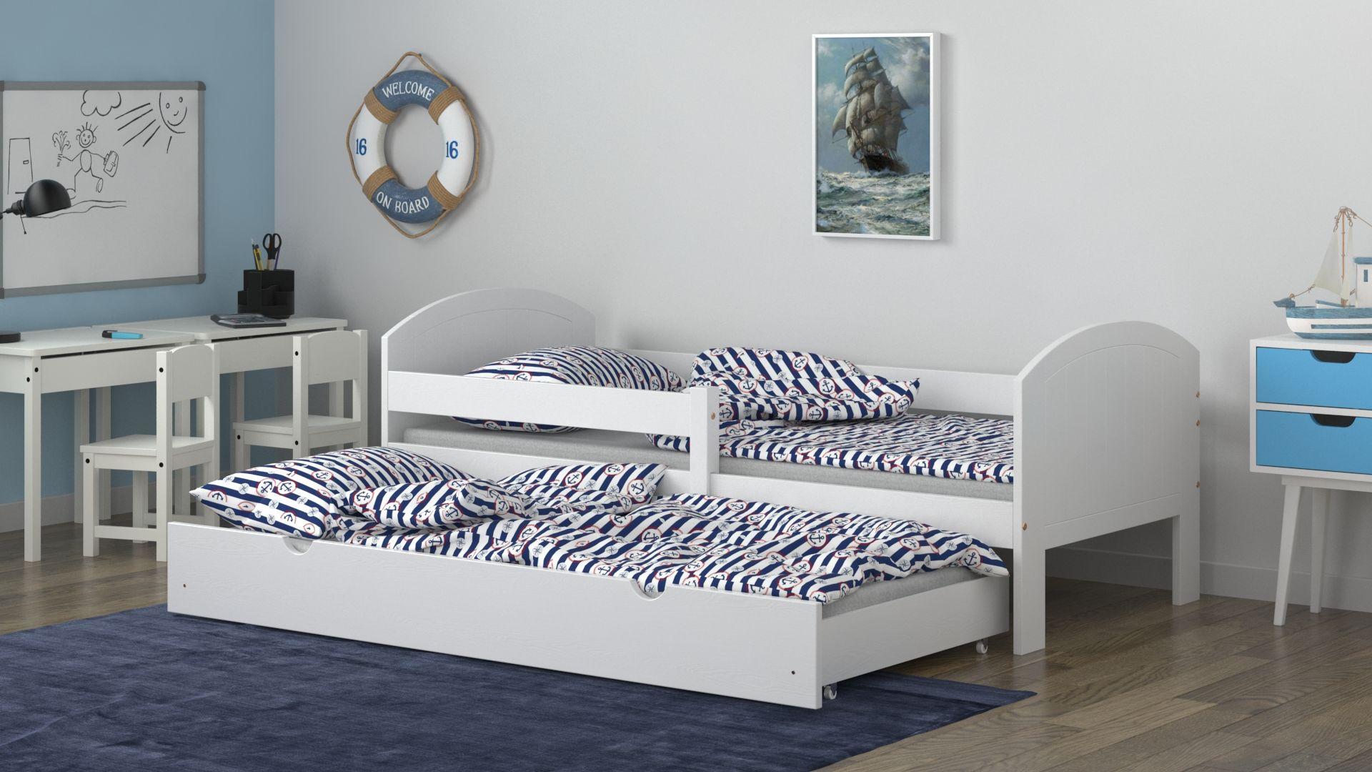 Łóżko dla dzieci Mikko Duo