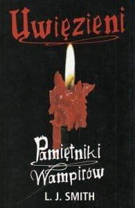 Uwięzieni Pamiętniki wampirów - L. J. Smith