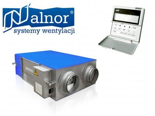 Rekuperator podwieszany z odzyskiem ciepła i wilgoci 500m /h (HRU-ERGO-500)