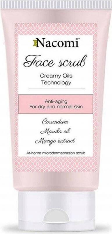 Nacomi - Face Scrub - Przeciwzmarszczkowy peeling do twarzy - 85ml