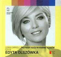 Przygody Alicji w Krainie Czarów (Audiobook) (CD-MP3)