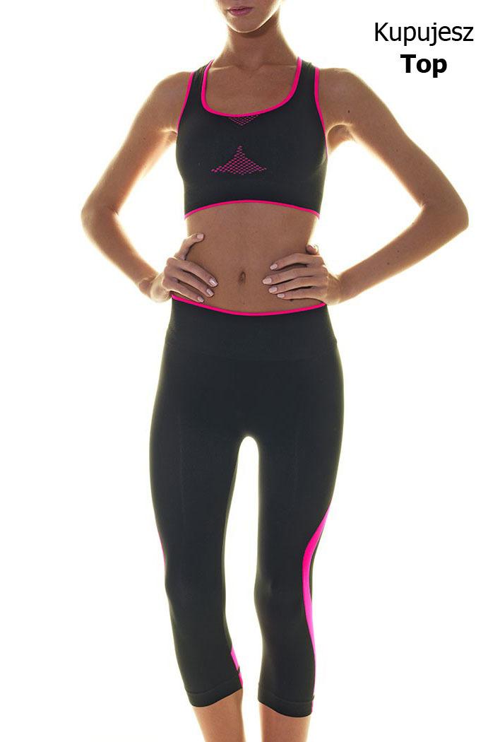Sportowy Top Damski - Fitness, Cross Fit, Bieganie.