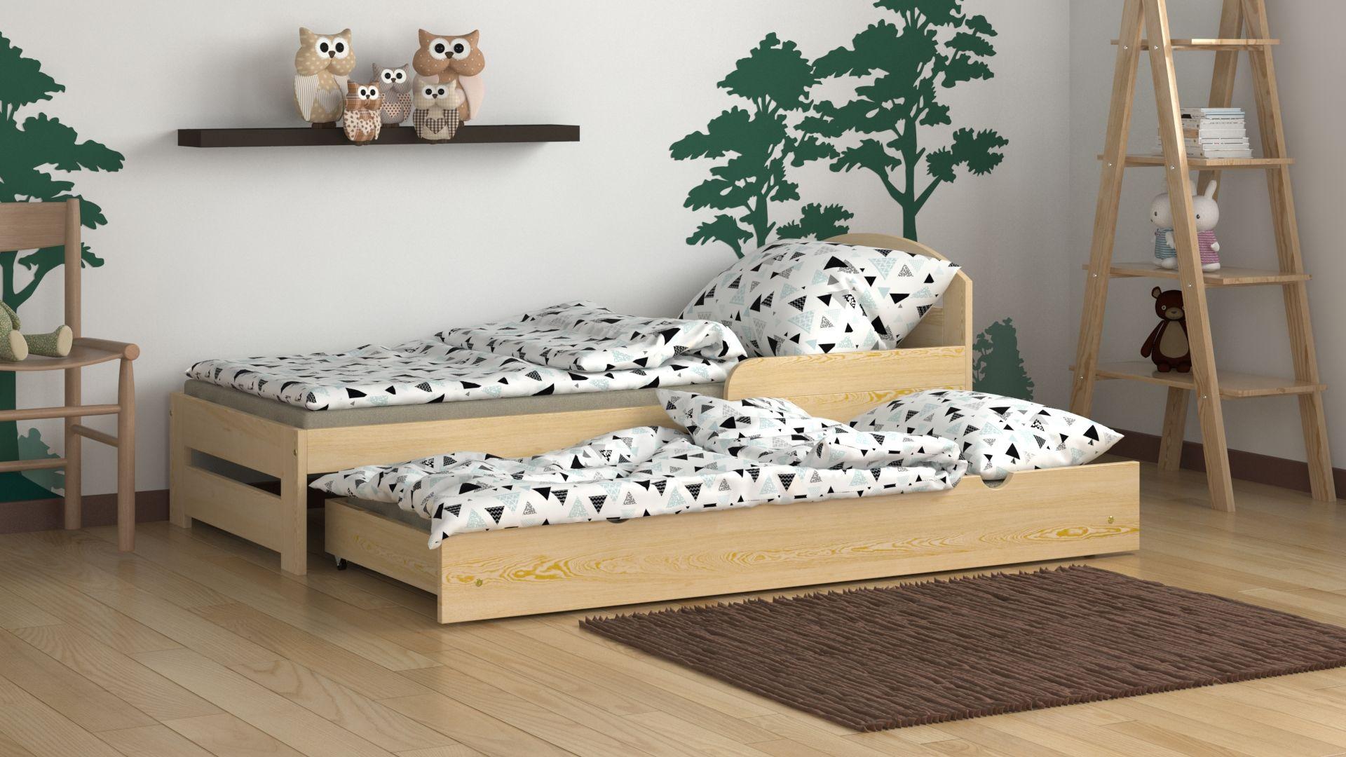 Łóżko dla dzieci Timon S Duo