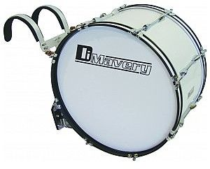 Dimavery MB-422 March. Bass Drum, 22x12, bęben marszowy