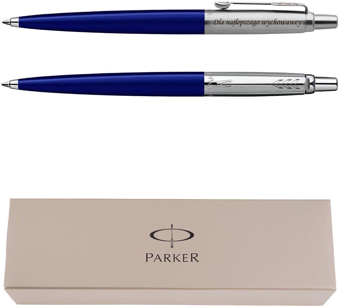 Długopis Jotter Special Niebieski Prezent z Twoim Grawerem