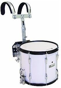 Dimavery MS-300 Marching-Snare, white, bęben marszowy