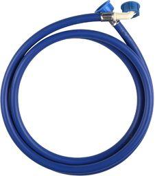 wpro TAF258  akcesoria do pralki/zmywarki do naczyń/wąż dopływowy wody Luxe (2,5 m), kąt prosty, do 60 barów/do pralek i zmywarek/uniwersalny