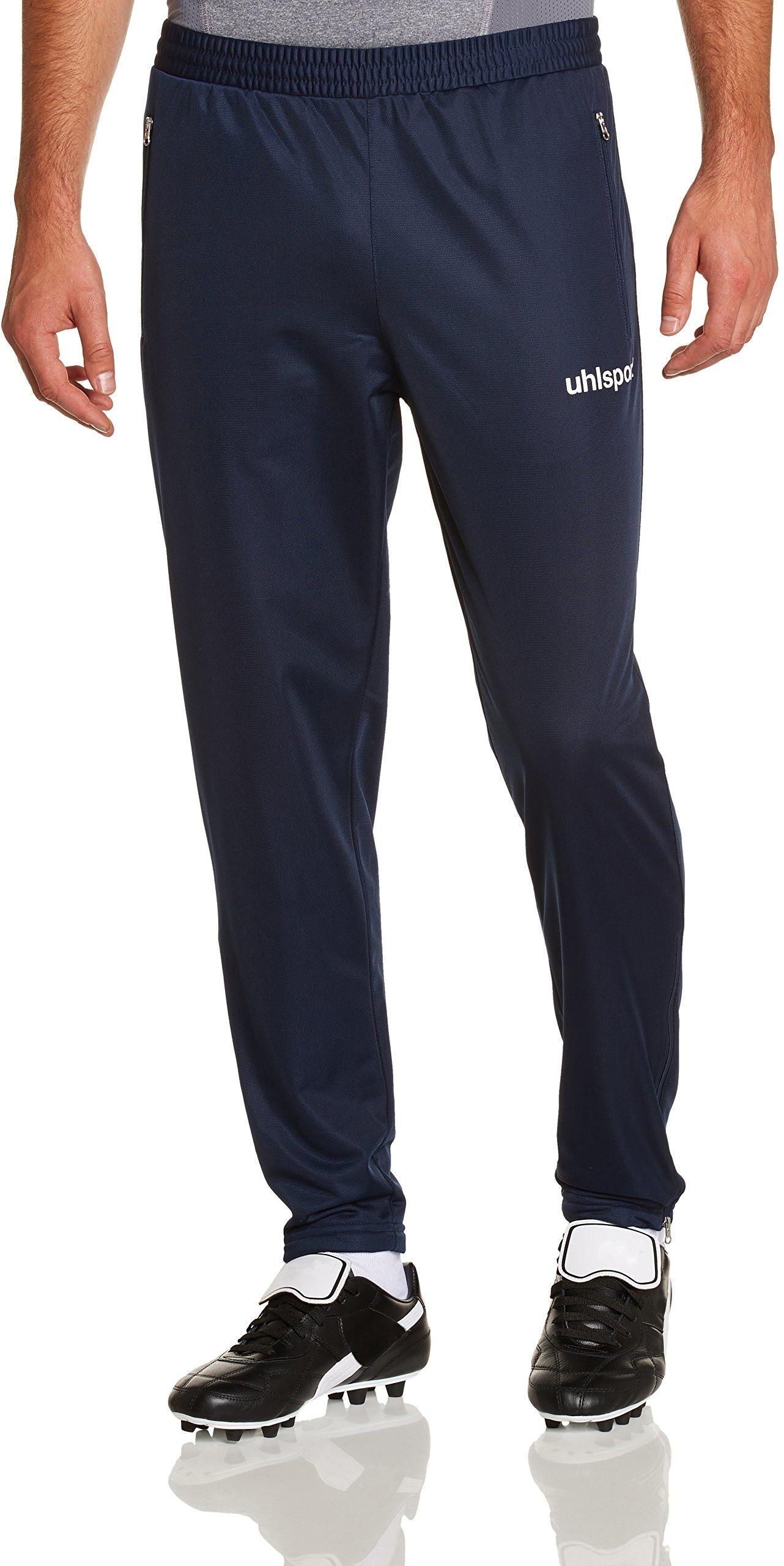 Uhlsport Classic spodnie niebieski morski/biały/błękitny M