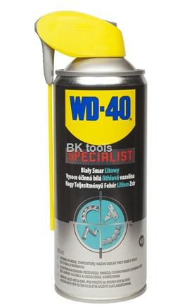 WD-40 SPECIALIST Smar Biały Litowy 400ml 03-102