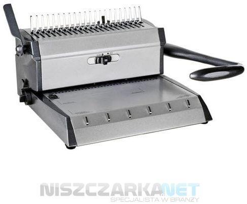 Bindownica 2w1 Argo X5 do oprawy grzbietem plastikowym i drutowym