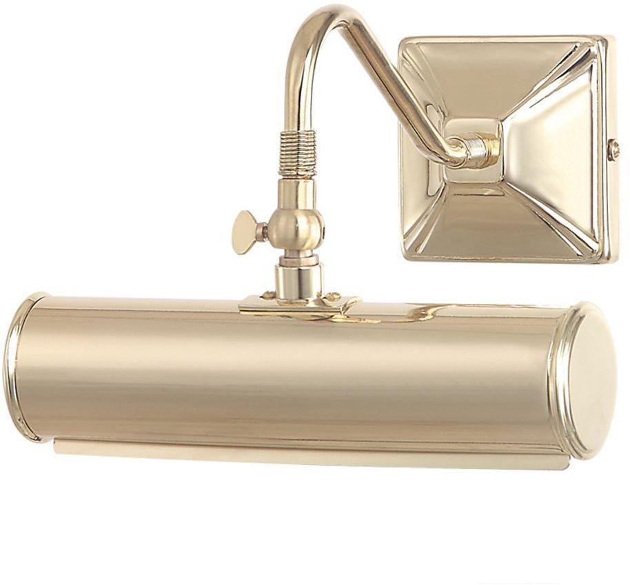 Picture Light Polished Brass - Elstead Lighting - kinkiet klasyczny