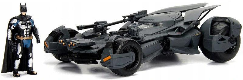 Jada DC Justice League Batmobile i figurka Batmana 3215000