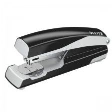 Zszywacz LEITZ 5502 Średni Metalowy NEW NEXXT, 30 Kartek Czarny