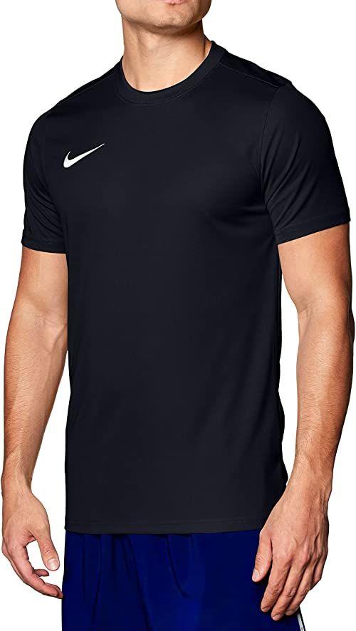 Nike Męska koszulka Dry Park Vii czarny czarny/biały M