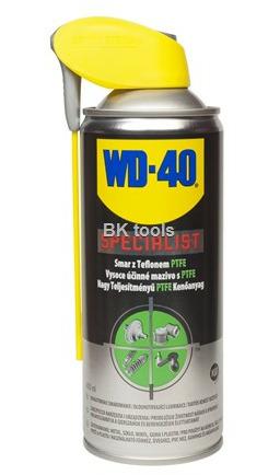 WD-40 SPECIALIST Smar Teflonowy PTFE 400ml