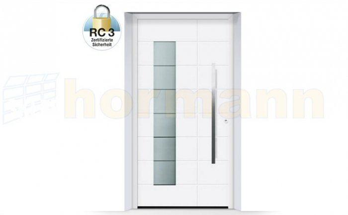 ThermoSafe aluminiowe drzwi zewnętrzne, przeciwwłamaniowe RC 3 - 867, wybór kolorów