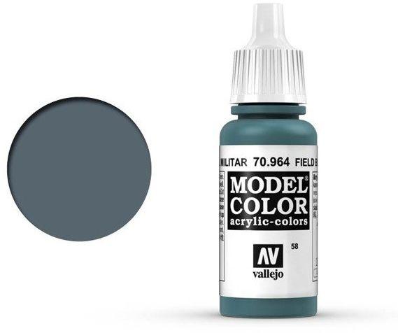 Farba Modelarska Vallejo Model Color 58 Field Blue 70964