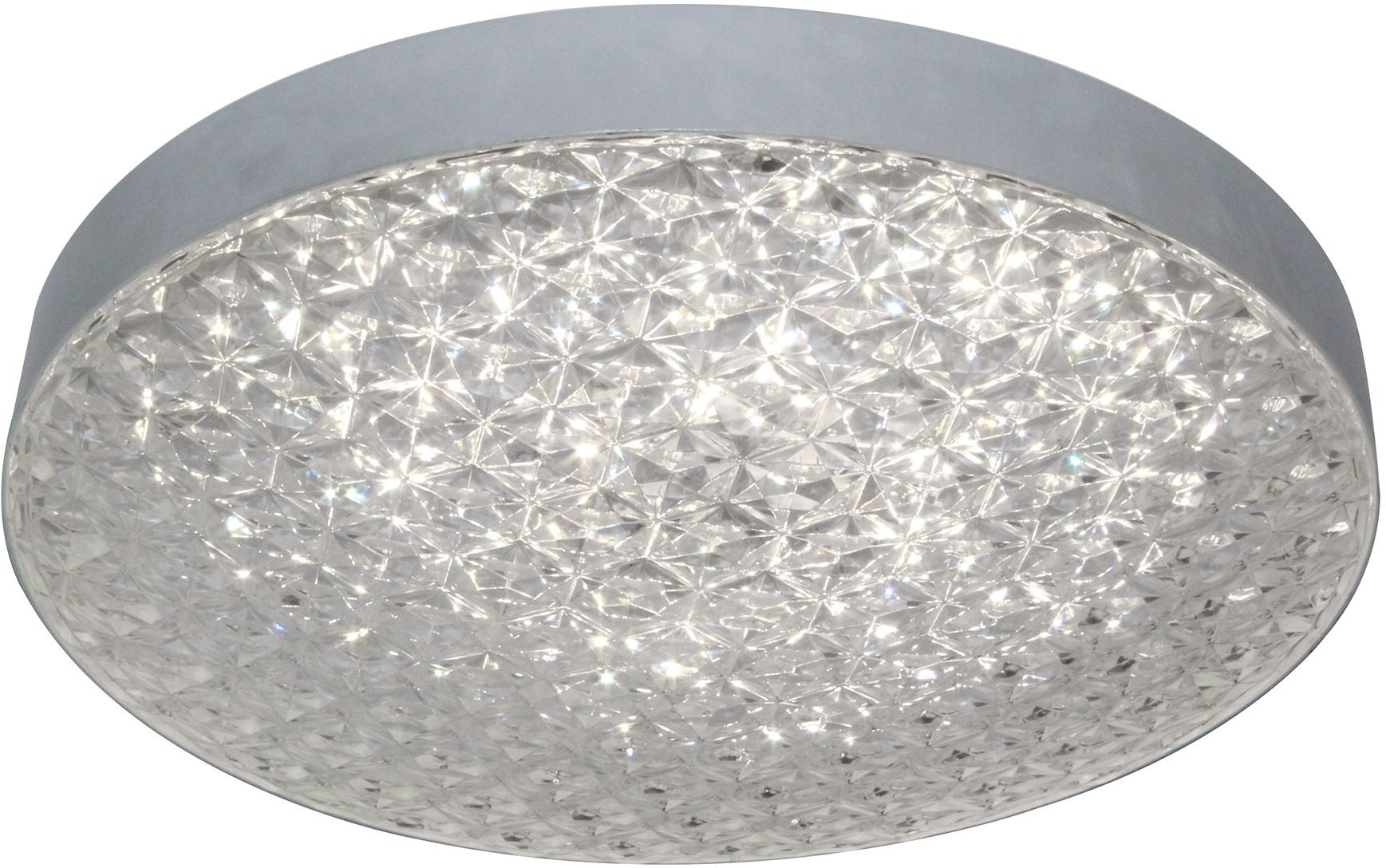 Mila plafon LED srebrny DY136-D480 - Zuma Line // Rabaty w koszyku i darmowa dostawa od 299zł !