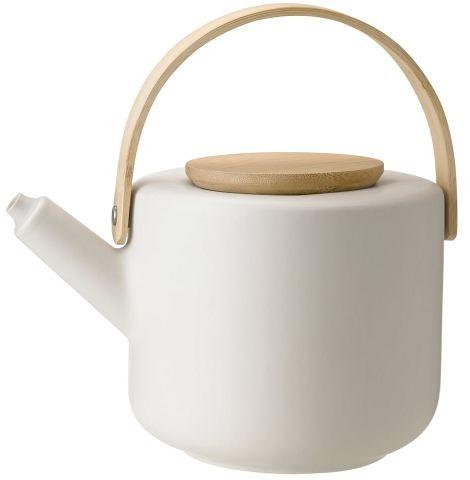 Stelton THEO Dzbanek do Herbaty 1.25 l Beżowy - Sand