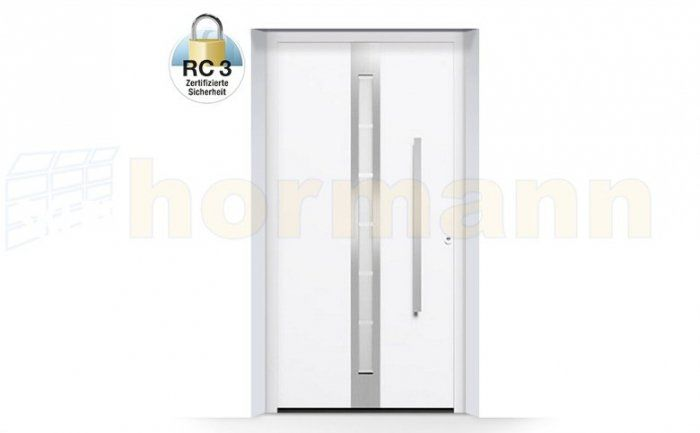 ThermoSafe aluminiowe drzwi zewnętrzne, przeciwwłamaniowe RC 3 - 686, wybór kolorów