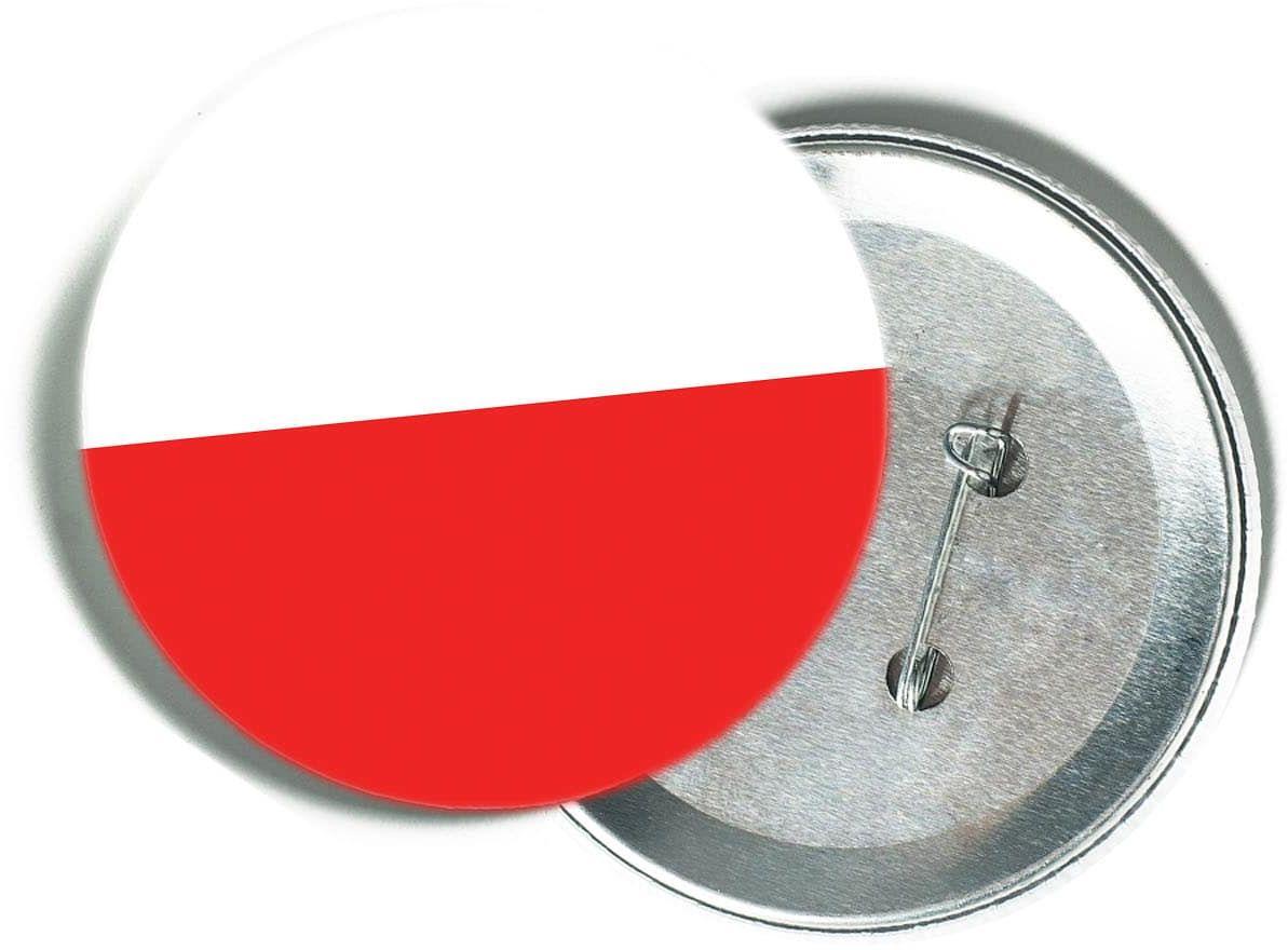 Przypinka Flaga Polski - 1 szt.