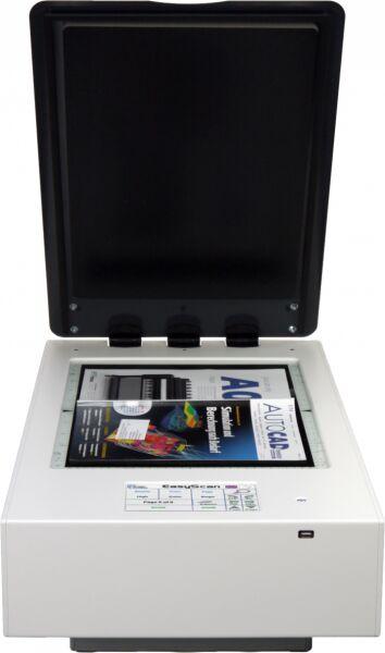 """Płaski skaner stołowy kolorowy WidekTEK 12 317x470mm 12.5 x 18.5 """""""