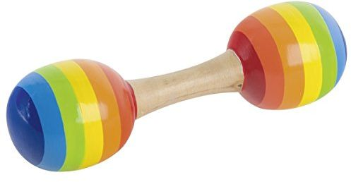 Goki 61914 - instrument muzyczny - podwójny marakas