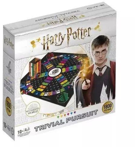 Harry Poter Trivial Pursuit