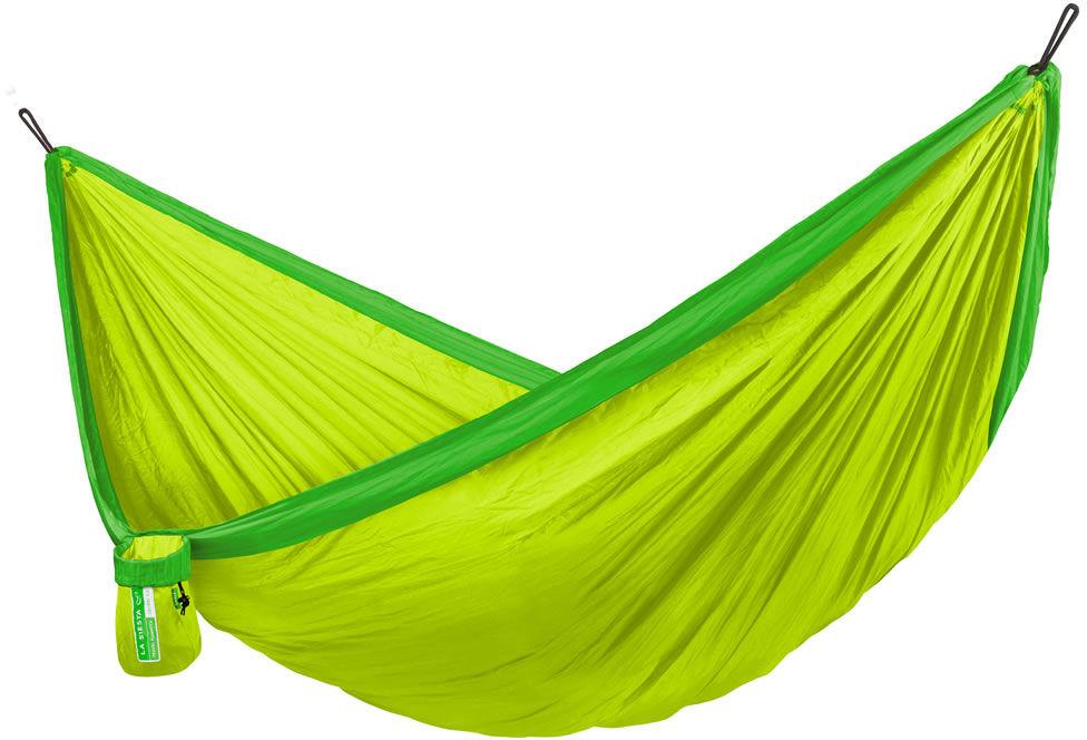 Hamak dwuosobowy H19, zielony CLT19-44