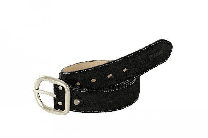 Pasek do spodni skórzany - Pikeur - black