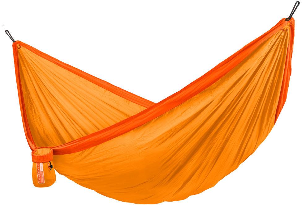 Hamak dwuosobowy H19, pomarańczowy CLT19-22
