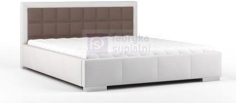 Łóżko 81270 tapicerowane z pojemnikiem M&K Foam Koło