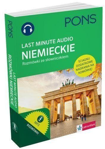 Last Minute audio. Niemieckie rozmówki PONS - William Parks