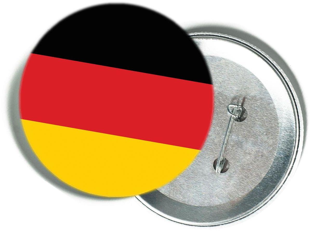 Przypinka Flaga Niemiec - 1 szt.